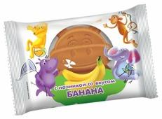 Пирожное KDV Бисквит со вкусом банана 30 г