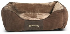 Лежак для собак Scruffs Chester Box Bed S 50х40 см