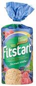 Хлебцы мультизлаковые Fitstart с пророщенными зернами и соком Лесные ягоды 100 г