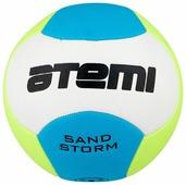 Футбольный мяч ATEMI SAND STORM 00-00002258