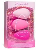 Набор спонжей beautyblender Pretty in Pink, 3 шт.