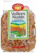 3 Glocken Макароны Vollkorn Nudeln Spiralen цельнозерновые, 250 г