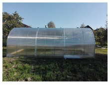 Теплица GREEN HOUSE Lux 0,67/20x40/0,7 3х2х4 м усиленный