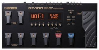 Boss Процессор GT-100