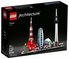Конструктор LEGO Architecture 21051 Токио