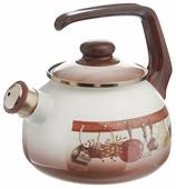 METROT Чайник cо свистком Кухня 2,5 л
