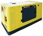 Дизельный генератор CHAMPION DG15ES (15000 Вт)