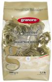 Granoro Макароны gli Speciali Tagliatelle Verde n. 80 со шпинатом, 500 г