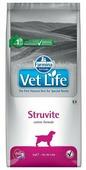 Корм для собак Farmina Vet Life при мочекаменной болезни