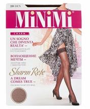 Чулки MiNiMi Sharm Rete 20 den