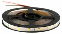 Светодиодная лента URM 2835-60led-12V-4.8W-18-20LM-3000K-IP22-8mm 5 м