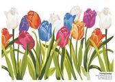 Фотообои бумажные Симфония Тюльпаны 3.6х2.4м