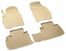 Комплект ковриков NorPlast NPL-Po-22-48 4 шт.