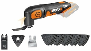 Реноватор Worx WX682.9 0 коробка