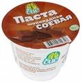 Боб и Соя Соевая паста шоколадная, 230 г