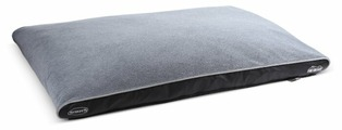 Лежак для собак Scruffs Chateau ортопедический XL 120х75х8 см