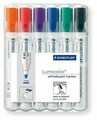 Staedtler Набор маркеров Lumicolor, 6 шт. (351 WP6)