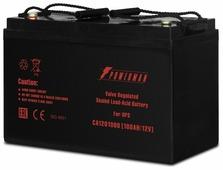 Аккумуляторная батарея Powerman CA121000 100 А·ч