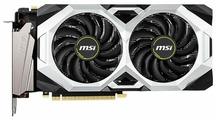Видеокарта MSI GeForce RTX 2070 SUPER 1785MHz PCI-E 3.0 8192MB 14000MHz 256 bit HDMI HDCP VENTUS OC
