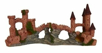 Грот BARBUS Замок Decor 004 22x10x7.5 см