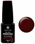 Гель-лак planet nails Prestige Allure Red Collection, 8 мл