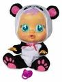 Пупс IMC toys Cry Babies Плачущий младенец Pandy, 31 см, 98213