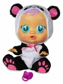 Пупс IMC toys Cry Babies Плачущий младенец Панди, 31 см, 98213