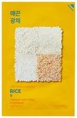 Holika Holika тканевая маска против пигментации Pure Essence Рис