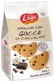 Печенье Gastone Lago Frollini с шоколадной крошкой, 350 г