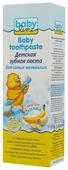 Зубная паста BabyLine со вкусом банана 1-4 лет