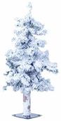 Crystal trees Ель искусственная Мориока заснеженная 0.6