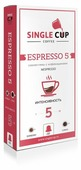 Single Cup Coffee Кофе в капсулах Single Cup Espresso №5 (10 капс.)