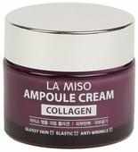 La Miso Ampoule Cream Collagen Крем для лица с коллагеном