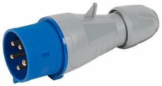 Вилка силовая (CEE) кабельная переносная Legrand 555236