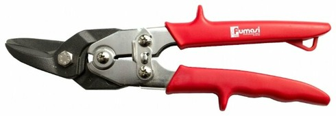 Строительные ножницы левые 250 мм Fumasi 229601