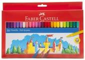 Faber-Castell Набор фломастеров Замок, 50 шт. (554250)