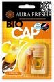 AURA FRESH Ароматизатор для автомобиля Bio Cap Vanilla 6 мл