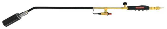Газосварочная горелка инжекторная Krass ГВ-211-Р Ø50 с пъезоподжигом