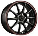 Диски Racing Wheels H-422 5x105 ET35 R15 6.5J Dia 56.6 BK-LRD