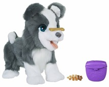 Интерактивная мягкая игрушка FurReal Friends Щенок Хаски E0384