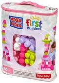 Конструктор Mega Bloks First Builders DCH54 Большая сумка строителя