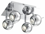 Спот Globo Lighting Oberon 57881-4L