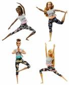 Кукла Barbie Безграничные движения, FTG80