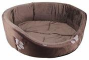 Лежак для собак, для кошек Dogman Триумф №3 50х50х20 см