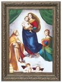 Золотое Руно Набор для вышивания Сикстинская Мадонна 84 х 57,5 см (МК-044)