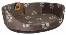 Лежак для собак, для кошек Dogman Триумф №4 60х60х20 см