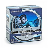 Eikosha Ароматизатор для автомобиля Air Spencer A-85, Blue Musk