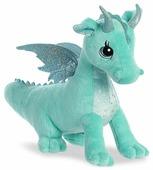 Мягкая игрушка Aurora Дракон мятный 30 см
