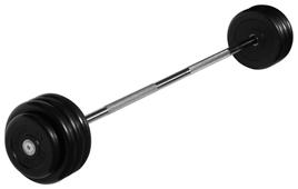 Набор спортивных штанг MB Barbell неразборная MB-BarMW-B 40 кг