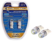 Лампа автомобильная светодиодная Xenite 1009273 Т10/W5W 12V 2 шт.